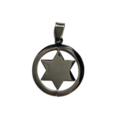 COLGANTE MAGEN DAVID (Ref: H&P 12073)