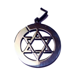COLGANTE MAGEN DAVID (Ref: H&P 16424)