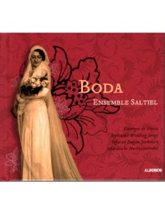 CD ENSEMBLE SALTIEL – BODA:...