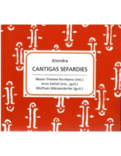 ALONDRA, CANTIGAS SEFARDIES