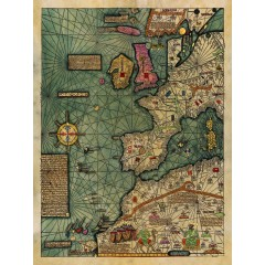 LAMINA ATLAS DE CRESQUES 1375.