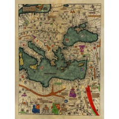 LAMINA ATLAS DE CRESQUES 1375